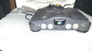 Nintendo 64 for Sale in SeaTac, WA