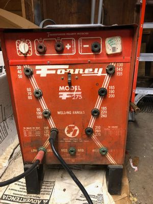 Forney Welder for Sale in Fort Worth, TX