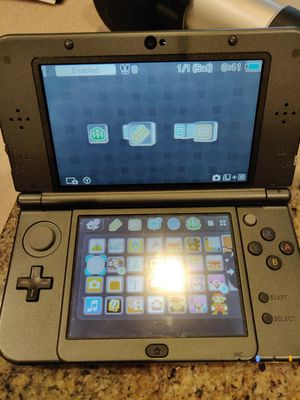 Nintendo 3ds XL and games for Sale in Modesto, CA