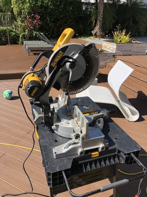 Miter saw for Sale in Miami, FL