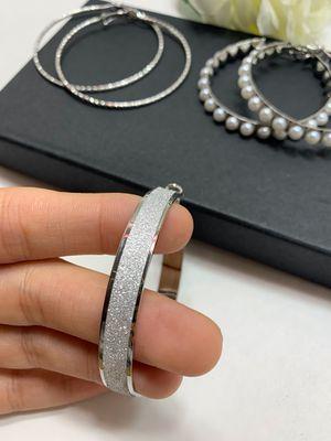 New Fashion Big Circle Geometric 3 Pairs/set Hoop Earring Set for Sale in Irvine, CA