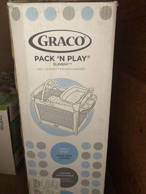 Graco Pack 'N Play Element Playard, Metropolis for Sale in San Mateo, CA