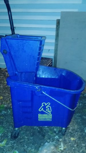 Mop bucket for Sale in Indianapolis, IN