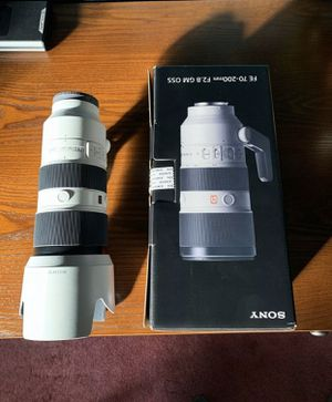 Sony 70-200 F/2.8 for Sale in Edgewood, MD