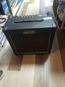 Kustom 12 Gauge Guitar Amp for Sale in Port Charlotte,  FL