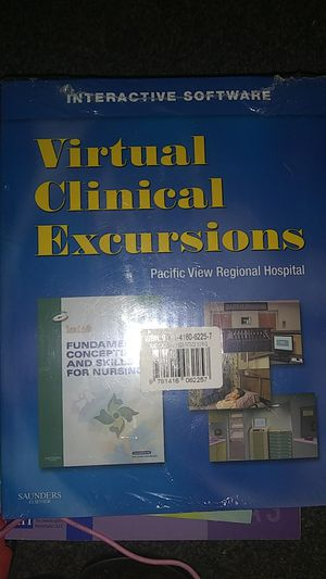 Virtual clinical excursions w/software for Sale in Lincoln, NE