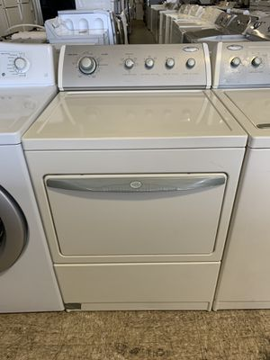 Whirlpool top load washer and dryer electric with warranty for Sale in Woodbridge, VA