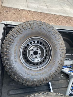 Nitto Ridge grappler for Sale in Henderson, NV
