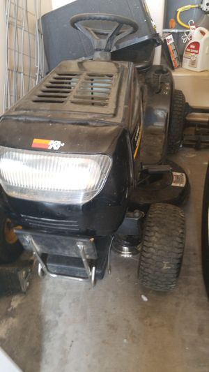 Tractor lawn mower for Sale in Fresno, CA