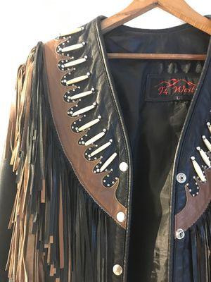 Leather Jacket, Lambskin soft for Sale in Omaha, NE