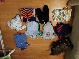 Baby boy clothes 3-9 mo not free for Sale in South Gate, CA