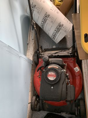 MTD lawn mower- for sale. Least used for Sale in Naperville, IL