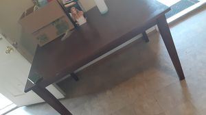 Kitchen table with 4 chairs for Sale in Atwater, CA