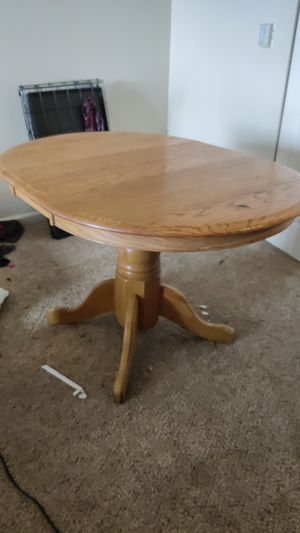 Kitchen table with four chairs for Sale in Brighton, CO