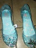 Brand new Elsa light-up shoes children's 9:10 for Sale in Orlando, FL