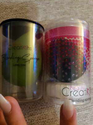 Beauty Creations blender sponge for Sale in Rialto, CA
