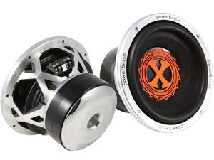 15s power bass subs for sale or trade for Sale in Merced, CA