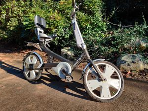 2006 Giant Revive DX Semi-Recumbent Bicycle for Sale in Milton, GA