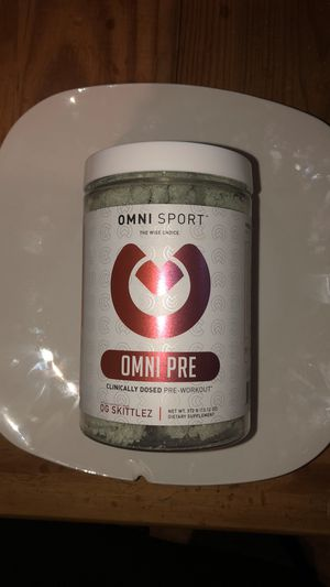 Omni sport pre workout for Sale in Richmond, KY