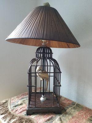 Birdcage lamp for Sale in La Quinta, CA