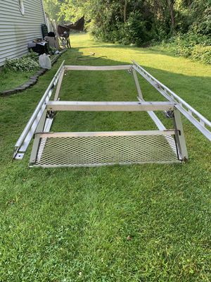 System One aluminum ladder rack for Sale in Pitman, NJ