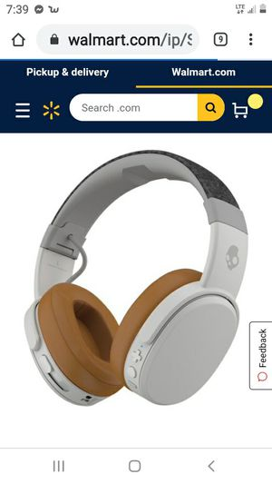 SkullCandy Crusher Headphones for Sale in Hermon, ME
