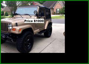ֆ1OOO Jeep Wrangler for Sale in Roseville, CA