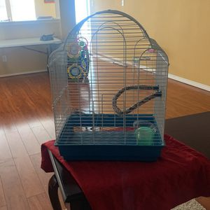 Bird Cage Good Condition 15$ for Sale in Cypress, TX