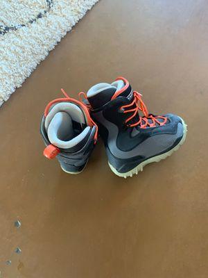 Salomon snow board boots for Sale in Scottsdale, AZ