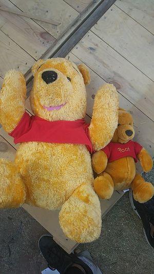 2 poo bears. Stuffed animals asking 10 $ for Sale in Phoenix, AZ