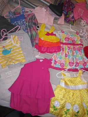 Tons of baby girl dresses for Sale in Bartow, FL