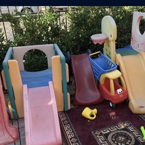 Free Slides for Kids for Sale in Los Angeles, CA
