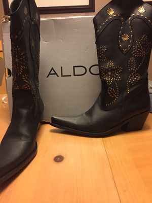 ALDO Women's size 8.5 Fashion Cowboys Boots for Sale in Highlands Ranch, CO