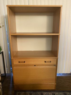 Cabinet with shelves for Sale in Beaverton, OR