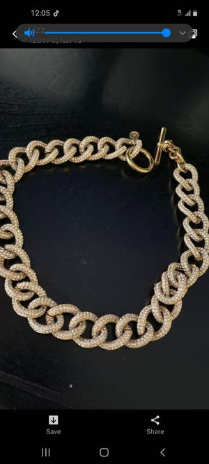 Michael kors chain like new for Sale in CRYSTAL CITY, CA