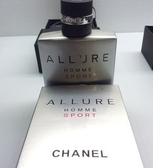 Chanel allure perfume used half for Sale in Hyattsville, MD