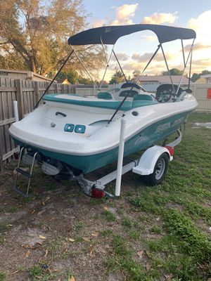 """Seadoo challenger 18"""" for Sale in Miami Springs, FL"""