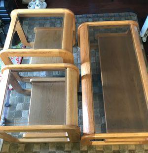 Living room table set for Sale in Rockville, MD