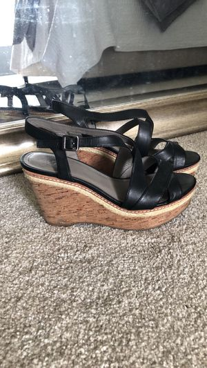 Vince Camuto wedges - size 7.5 for Sale in Franklin, TN