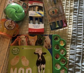 5 New In The Box Baby / Kid Book Items for Sale in Cincinnati,  OH
