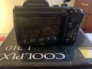 Nikon L310 camera for Sale in Centreville, VA
