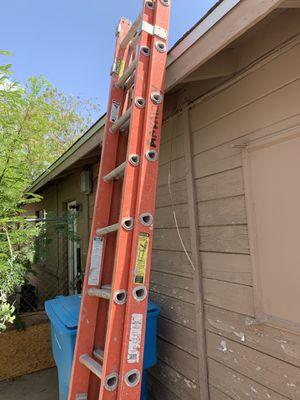 Keller 20 foot extension ladder for Sale in Phoenix, AZ