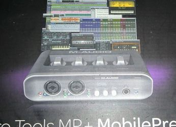 Pro Tools MP (9) + MobilePre 2×2 for Sale in Brooklyn,  NY