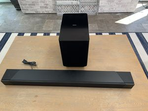 Sony - 7.1.2-Channel Hi-Res Soundbar with Wireless Subwoofer and Dolby Atmos - Black for Sale in Newport Beach, CA