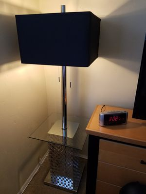 Table Lamp with shade for Sale in Fort Lauderdale, FL
