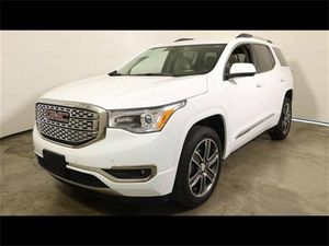 reply ✉ ☎ x 2019 GMC Acadia FWD 4dr Denali SUV/,ELEGANCIA BLANCA, {contact info removed} - $29995 (6008 sw 34th st miramar fl 33023) for Sale in Hialeah, FL