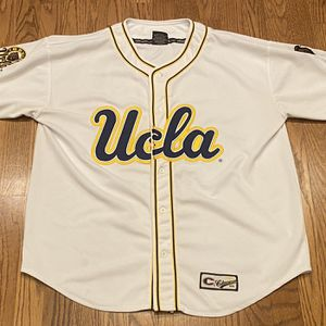 UCLA Bruins Baseball Jersey Men's NCCA College Colosseum Sports Size XXL 2XL for Sale in San Diego, CA