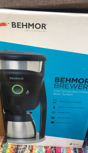 BEHMOR BREWER for Sale in Los Angeles, CA