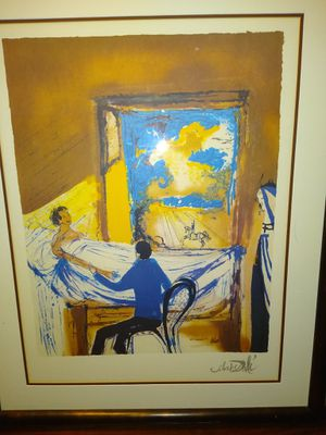 "Salvador Dali ""the doctor"" for Sale in Victoria, TX"