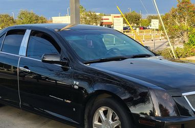 Clean '07 Cadillac STS for Sale in Riverview,  FL